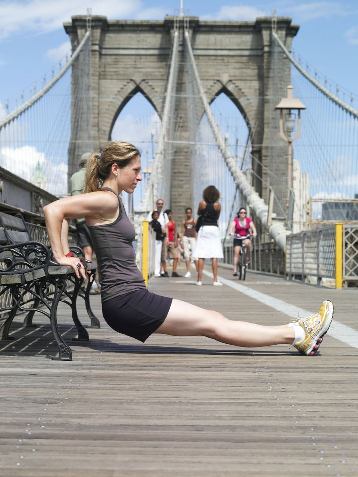 Brooklyn Bridge Bootcamp