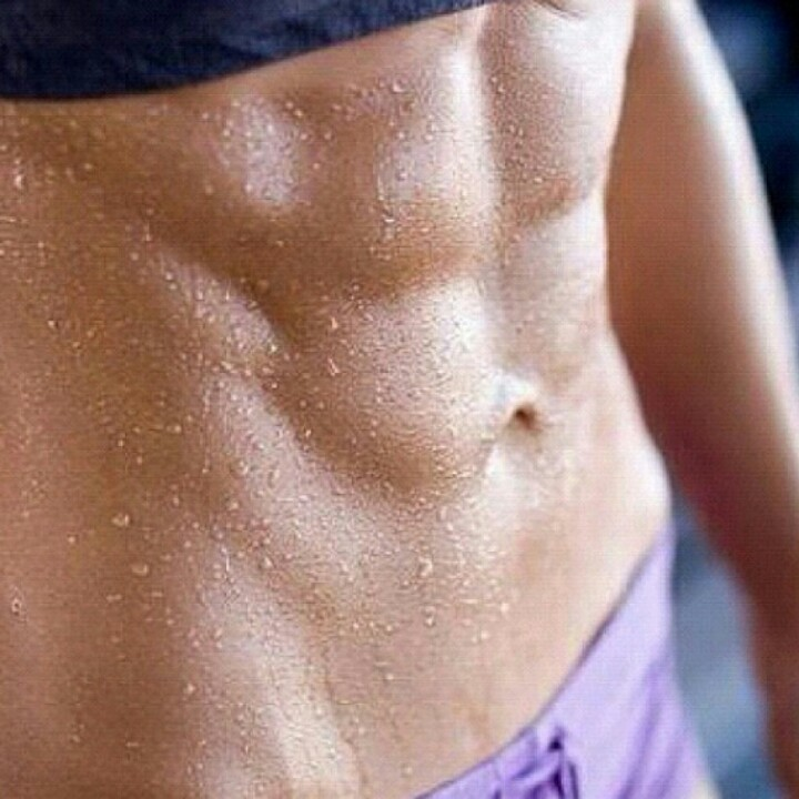 sweat abs
