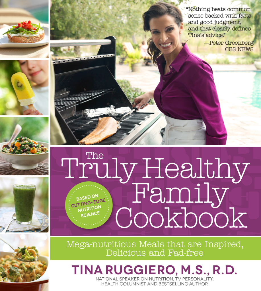 Check out The Truly Healthy Family Cookbook by Rina Ruggiero for more delicious ideas!