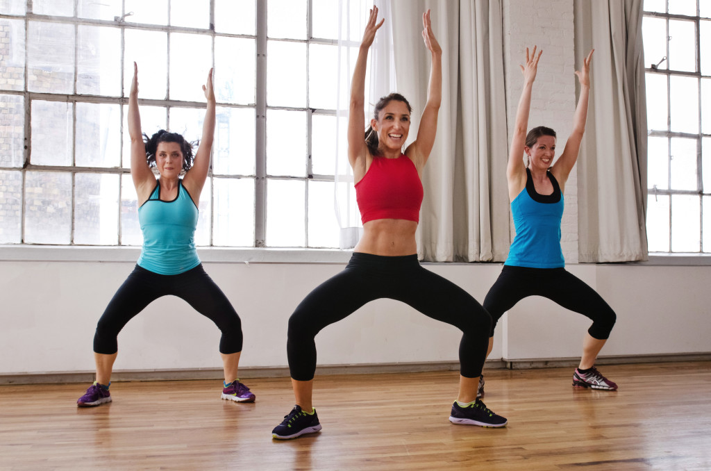 Signature Dance Cardio Workout