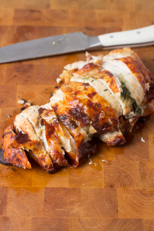 Sage-Roasted-Turkey-Breast-is-way-easier-than-cooking-the-whole-bird-and-still-just-as-juicy-and-delicious-ohsweetbasil.com-2-533x800